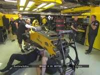 F1墨西哥站排位赛:帕默尔赛车更换底盘缺席排位赛