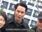 郑嘉颖返港解释被司警扣查 指早已向女友陈凯琳报平安