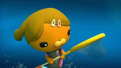 海底小纵队第四季10海底小纵队与冲浪蜗牛