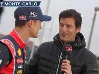 现代车队WRC蒙特卡洛Day1纪录 老司机韦伯跟踪报道