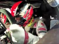 路边草堆暗藏杀机!WRC蒙特卡洛克里斯米克撞石头退赛