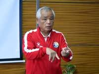 室内五人足球教练员培训江门开班 张展维亲自授课