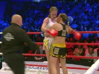 Bellator177勇士格斗赛 女子也重拳谁能受得住