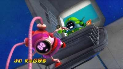《赛尔号大电影3之战神联盟》主题曲MV