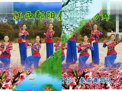 中国大妈广场舞占领全国著名峨眉山风景区