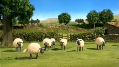 小羊肖恩第二季34