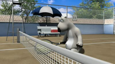 倒霉熊14