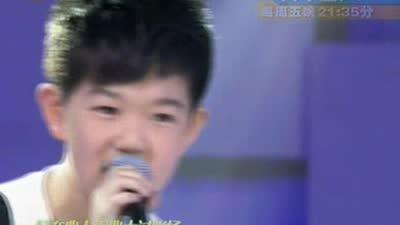 罗炼羽演唱《天亮了》获最受欢迎歌曲