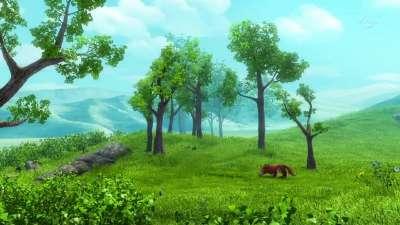 翡翠森林狼与羊 秘密的朋友 第09话