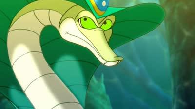 小鲤鱼历险记11