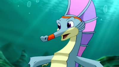 小鲤鱼历险记28