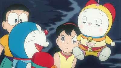 哆啦a梦2010剧场版 人鱼大海战 国语