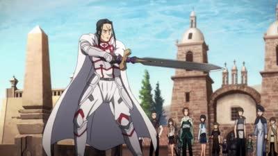 刀剑神域 第08话