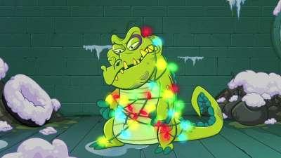 鳄鱼小顽皮历险记 第09话
