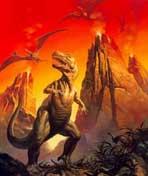 二连浩特恐龙发掘记
