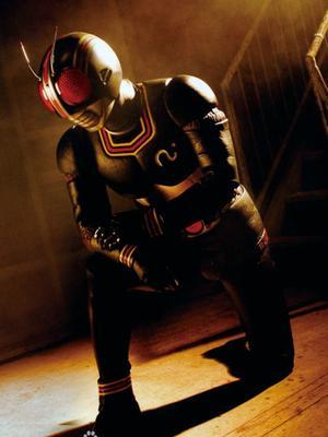 假面骑士BLACK
