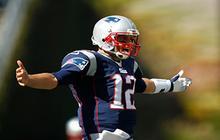 NFL第4周全场录播 新英格兰爱国者vs亚特兰大猎鹰
