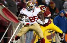 NFL第12周全场录播 旧金山49人vs华盛顿红皮