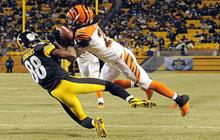 NFL常规赛第15周 辛辛那提猛虎VS匹兹堡钢人
