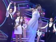 《爱情连连看》20131224:花美男秀民族舞表白女神 北京娃上演纯爷们爱情方式