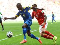 瑞士2-1厄瓜多尔 塞费罗维奇补时破门绝杀