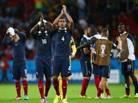 法国3-0洪都拉斯 博格巴造点本泽马双响