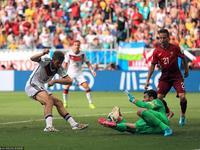 全场回放-德国4-0葡萄牙 佩佩染红穆勒首演帽子戏法