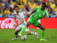 伊朗0-0尼日利亚 巴西世界杯首场平局