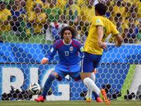 全场回放-巴西0-0墨西哥 奥乔亚屡扑必进球一战成名