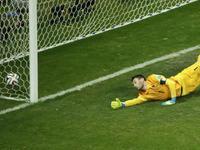 哲马伊利超远距离世界波进球 瑞士扳回一城