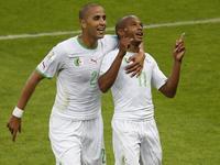 阿尔及利亚双星玩配合 布拉伊米破门锁胜局