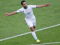 斯利曼尼助贾布破门 阿尔及利亚3-0扩大比分