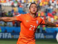 荷兰2-0智利 罗本助攻德帕伊进球
