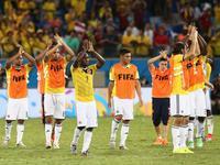 全场回放-日本1-4哥伦比亚  马丁内斯梅开二度助球队大胜