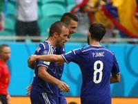 弗尔萨耶维奇反击破门 波黑队3-1胜利在望