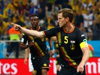 费尔通亨补射破门 比利时1-0送致命一击