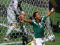 世界杯第17比赛日最佳进球 多斯桑托斯冷射