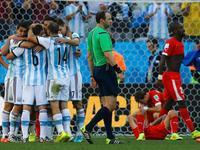 全场回放-阿根廷1-0瑞士 梅西加时助攻迪马利亚绝杀