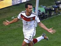 德国1-0法国进4强 胡梅尔斯一击制胜