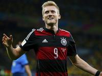 许尔勒爆射破门梅开二度 德国7-0停不下来