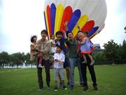 《爸爸回来了》20140711:四家庭热气球前催泪温情合影 精彩片段大集合