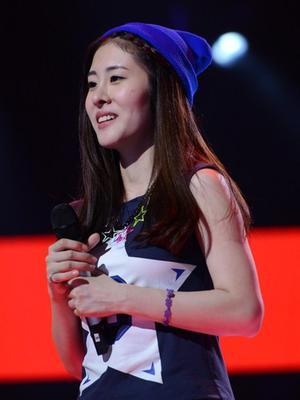 中国好声音第三季-张碧晨