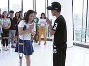 """《舞动全城》20140913:苏醒助""""独腿女孩""""舞动 一同上演与爱同行"""