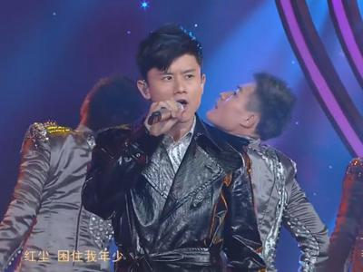 张杰《剑心》-2014金鹰节开幕式