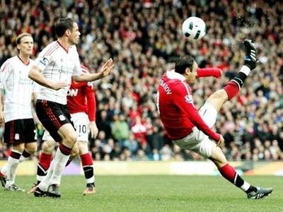曼联vs利物浦五大经典进球 杰拉德30米世界波