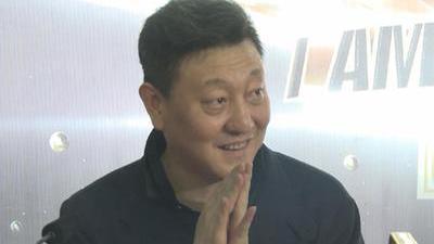 """韩磊夺冠心情倍儿高兴 调侃""""终于出名了"""""""