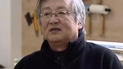 版画家张远帆文革促使他画画 讲述日本留学经历