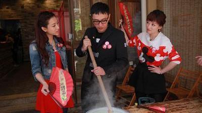 孙艺洲重庆寻找传奇江湖菜