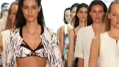 悉尼时装周新品发布 教你化身性感女神