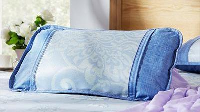 即使高温也可以美美出门 清凉枕帮你睡好觉